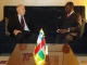 President Sejdiu meets the President of the Central African Republic